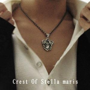 ペンダント ネックレス メンズ レディース シルバー ハンドメイド crest of stella maris|dedo|05