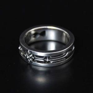 指輪 リング メンズ シルバー ハンドメイド yggdrasill|dedo