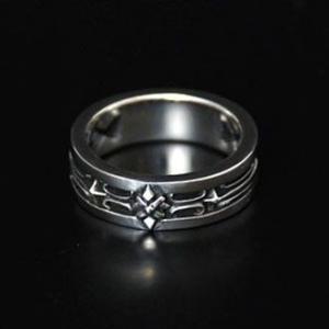 指輪 リング メンズ シルバー ハンドメイド yggdrasill|dedo|02