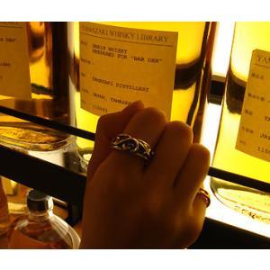 指輪 リング ハート 唐草 メンズ レディース シルバー ハンドメイド TIES(ティス)|dedo|06