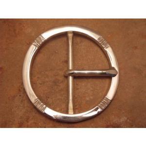ベルト バックル メンズ 革 レザー シルバー ハンドメイド スターリングシルバー Amulet|dedo