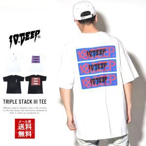 10DEEP テンディープ Tシャツ メンズ 半袖 TRIP...