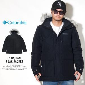 しっかりとした厚みのある、防風・防寒性抜群な中綿入りマウンテンパーカー「マーカムピークジャケット」。...