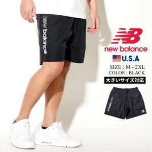 ニューバランス new balance ハーフパンツ メンズ USAモデル NBアスレチックスウイン...