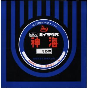 双樹化学工業 SOJU ハイ・テグス 神海 (ナイロン)24号|deepblue-ocean