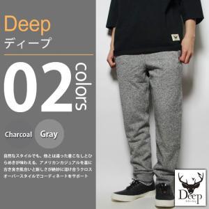 Deep / ディープ - スウェットパンツ|deepstandard