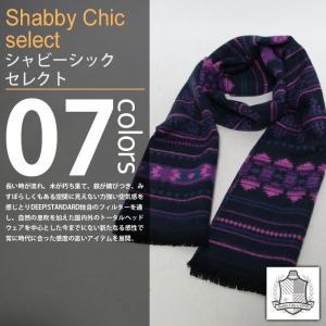 Shabby Chic select / シャビーシックセレクト - フランスメイド マフラー|deepstandard