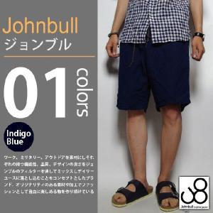 JOHNBULL / ジョンブル - ライトデニムショーツ|deepstandard