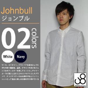 JOHNBULL / ジョンブル - ボタンダウン長袖シャツ|deepstandard