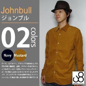JOHNBULL / ジョンブル - コーデュロイ 長袖シャツ|deepstandard
