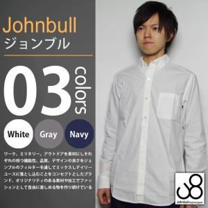 Johnbull/ジョンブル - ボタンダウン 長袖 シャツ|deepstandard