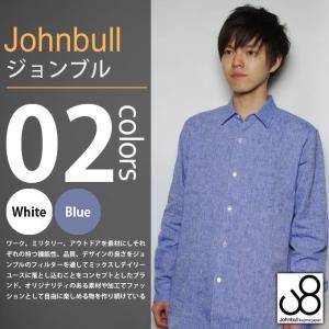 Johnbull/ジョンブル - レギュラーカラーシャツ|deepstandard