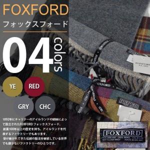 FOXFORD / フォックスフォード - ラムズウールマフラー|deepstandard
