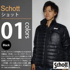 SCHOTT / ショット - PRIMALOFT PADDING JACKET / プリマロフト パディングジャケット|deepstandard
