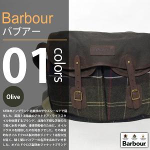Barbour / バブアー - Morar Tarras Messenger Bag / モラータラスメッセンジャーバッグ deepstandard
