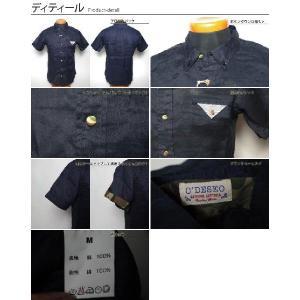 O'DESEO / オデセオ - リネン半袖シャツ|deepstandard|02
