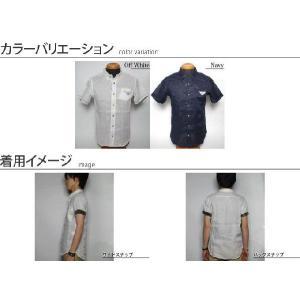 O'DESEO / オデセオ - リネン半袖シャツ|deepstandard|03