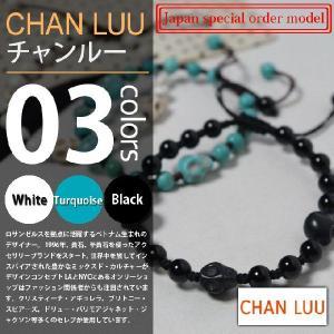 「正規品」CHAN LUU / チャンルー - SINGLE BRACELET / シングルブレスレット|deepstandard