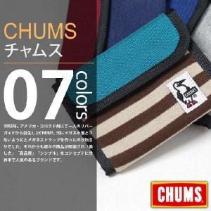 CHUMS / チャムス - Trifold Wallet Sweat Nylon / スウェットナイロン財布 deepstandard