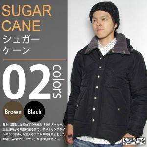 SUGAR CANE / シュガーケーン - N/C PADDING JACKET / パディング 中綿ダウン フードジャケット deepstandard