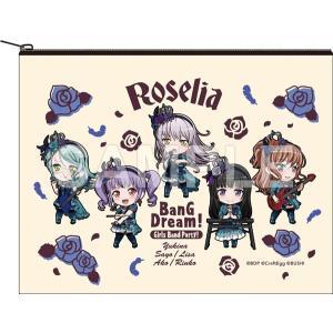 バンドリ! ガールズバンドパーティ! ねんどろいどぷらす コットンポーチ Roselia