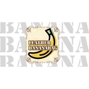 レザー ボディ バッグ バナナ LEATHER BODY BAG BANANA ブラック W-105-BK degner-jp 13