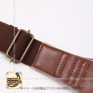 レザー ボディ バッグ バナナ LEATHER BODY BAG BANANA ブラック W-105-BK degner-jp 04