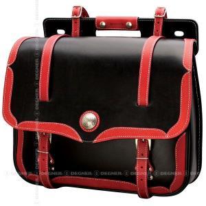 デグナー/DEGNER/カラーオーダーサドルバッグ(サイドバッグ)Lサイズ/SB-30L:受注生産品|degner