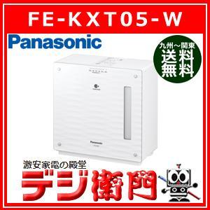 パナソニック 気化式 加湿器 FE-KXT05-W ミスティホワイト /【送料区分Mサイズ】|dejiemon