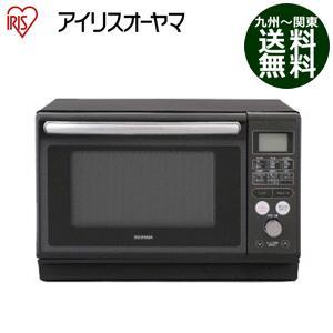 アイリスオーヤマ 庫内容量24L オーブンレンジ MO-FS2403 /【送料区分Mサイズ】|dejiemon