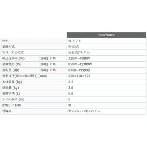 TC−EM1J−A 三菱 サイクロン式クリーナー(かるスマ 自走式パワーブラシ)ウォーターブルー Be-Kシリーズ dejihoso-shopping 04