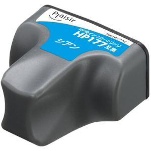 ヒューレットパッカード用 PLE-HP177C 互換インク プレジール
