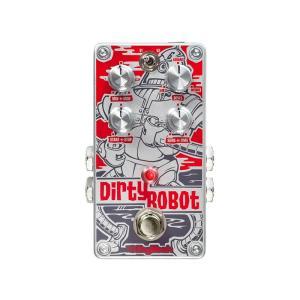 DigiTech Dirty Robot(ダーティー・ロボット) シンセ・ヴォイシング エフェクター|dejikura