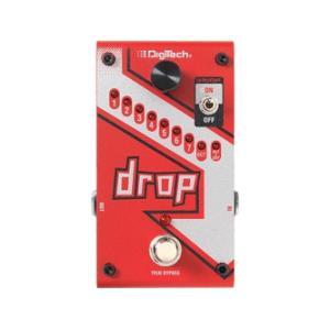 (納期未定)DigiTech Drop デジテック ポリフォニック・ピッチシフター|dejikura