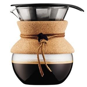 ボダム ドリップ式コーヒーメーカー (0.5L) POUR OVER 11592109GB|dejikura