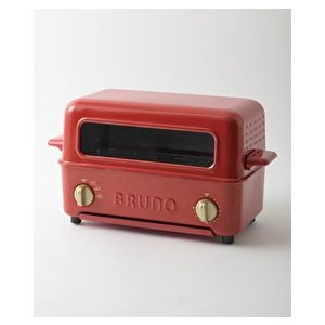 BRUNO BOE033-RD (レッド) ブルーノ トースターグリル|dejikura