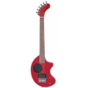 (納期未定)FERNANDES  ZO-3  RED  アンプ内蔵エレキギター ZO3 レッド※新品在庫品|dejikura