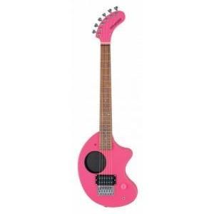 (完売) FERNANDES  ZO-3  PINK  アンプ内蔵エレキギター ZO3 ピンク|dejikura