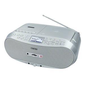 【お取り寄せ】SONY CDラジオカセット メモリーレコーダー CFD-RS501 C [CFDES501]