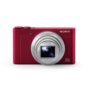 (納期目安3週間〜)SONY DSC-WX500 R(レッド) ソニー サイバーショット Cyber-shot デジタルカメラ DSCWX500 R|dejikura