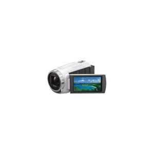 (納期目安3週間〜)SONY  HDR-CX680 W ホワイト 64GB内蔵メモリー デジタルHDビデオカメラレコーダー ハンディカム HDRCX680W|dejikura