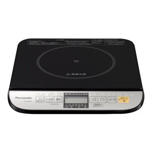 Panasonic 卓上IH調理器 KZ-PH33-K ブラック KZPH33K
