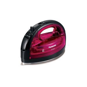 (お取り寄せ)パナソニック (Panasonic) コードレススチームアイロン ピンク NI-WL404-P [NIWL404P]|dejikura
