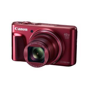 (納期目安2週間〜)CANON PSSX720HS-RE キヤノン コンパクトデジタルカメラ PowerShot SX720  レッド|dejikura