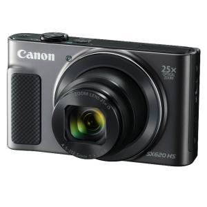 Canon SX620HSBK コンパクトデジタルカメラ Power Shot  ブラック 光学25倍ズーム PSSX620HS|dejikura