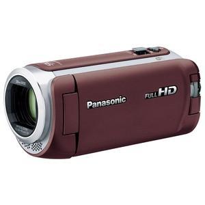 Panasonic HC-W590M-T パナソニック 64GB内蔵メモリー デジタルハイビジョンビデオカメラ ブラウン HCW590MT|dejikura