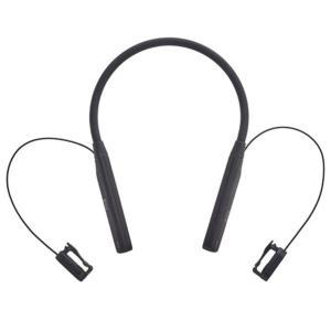 BoCo ワイヤレス骨伝導イヤフォン(音楽用) earsopen ブラック BT5CL1002(納期...