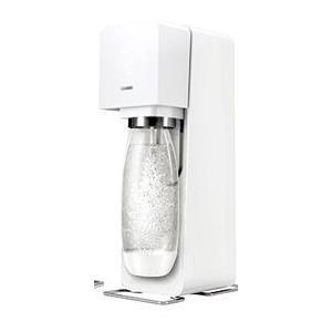 ソーダストリーム sodastream SSM1062 Source v3(ソース v3) スターターキット SSM1062 ホワイト 炭酸水メーカー ※国内正規品(在庫あり)|dejikura