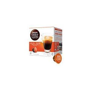 ネスレ LNG16001 ネスカフェ ドルチェグスト カフェ ルンゴ(16個入り / 16杯分)|dejikura