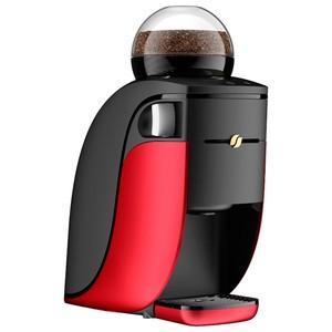 ネスレ コーヒーメーカー ネスカフェ ゴールドブレンド バリスタ シンプル HPM9636PR プレミアムレッド|dejikura